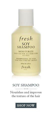 Soy Shampoo