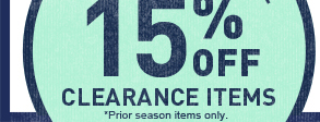 An extra 15% off Icebreaker, Arcteryx and Patagonia