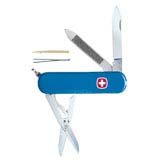 Wenger 16105 Esquire Blue Swiss Army Knife