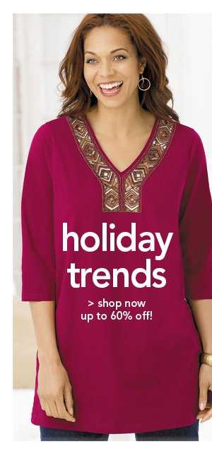Shop Holiday Trends