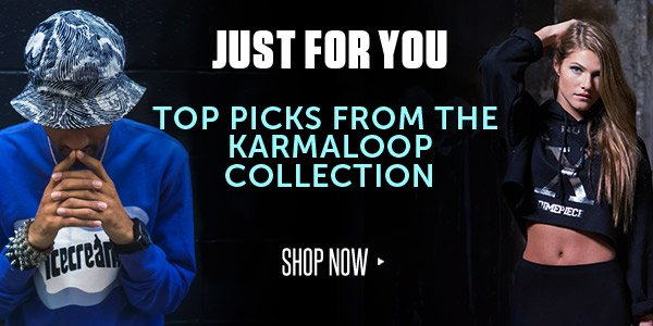 Shop Top Picks from the Karmaloop Collection