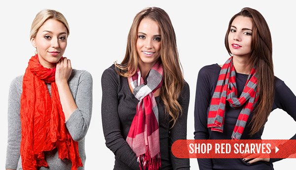 Red Scarves