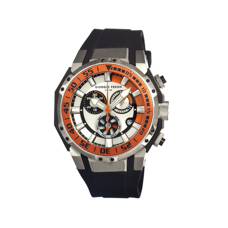 Giorgio Fedon 1919 Deep Sea Timer Mens Watch // GIOGFAL002