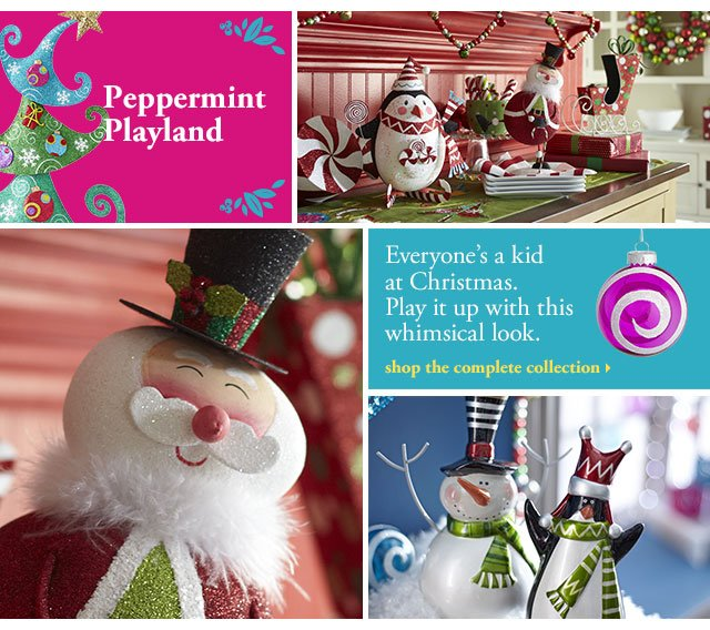 Peppermint Playland