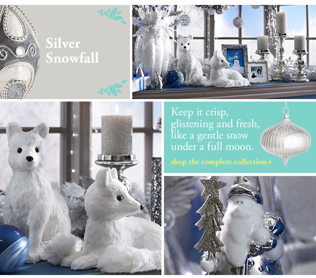 Silver Snowfall