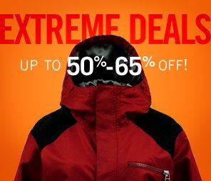Outlet Jackets for Men, Women and Kids - Up to 70% Off