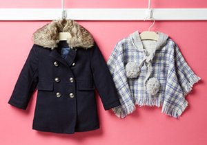Girls' Special Occasion Outerwear