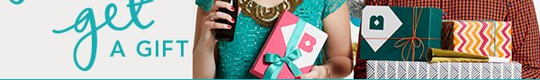 For every gift subscription you purchase, you'll receive $10 (100 Extra Birchbox Points) to spend in our shop.