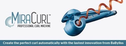 MiraCurl Professional Curl Machine