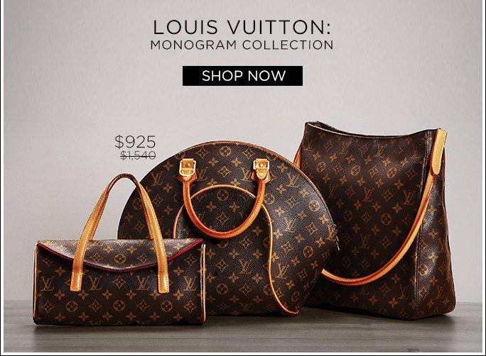 Louis Vuitton: Monogram Collection