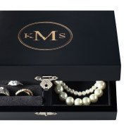 2. Personalized Jewelry Box >