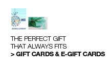 Give Her An E-Gift Card