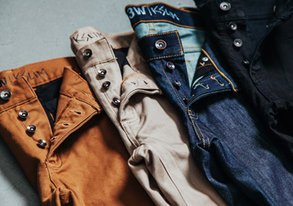 Shop Fall Denim & Chinos ft. KR3W