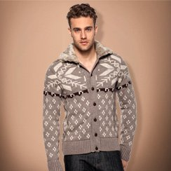 Men's Knitwear. Made in Europe