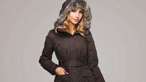 Kensie Down and Wool Coats