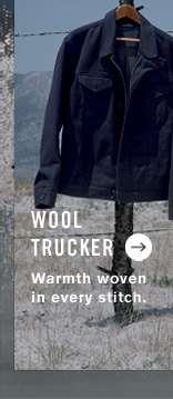 Wool Trucker - Warmth woven in every stitch.