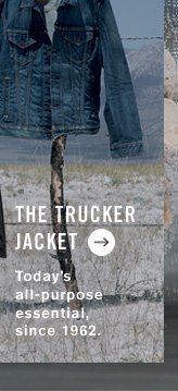 The Trucker Jacket - Today's all-purpose essential, since 1962.