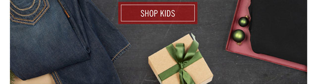 Holiday Gift Guide - Shop Kids