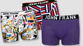 Stock up on boxers by John Frank
