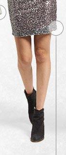 Glitter Ball Skirt