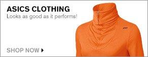 Women's ASICS Clothing