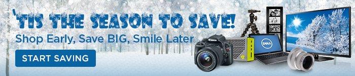 Adorama - Tis The Season To Save!