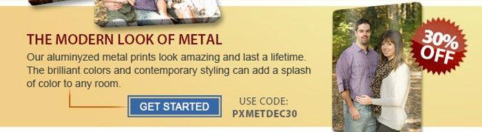 Adorama - 30% Metal Prints