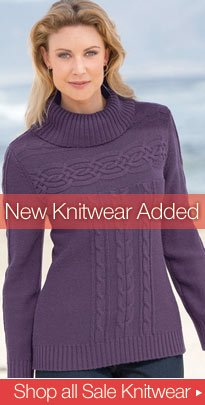 New Knitwear Added - Shop All Sale Knitwear