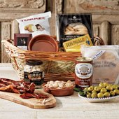Tapas for Two Gift Basket