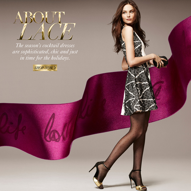 About Lace
