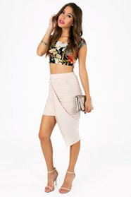 Twisted Max Skirt 30