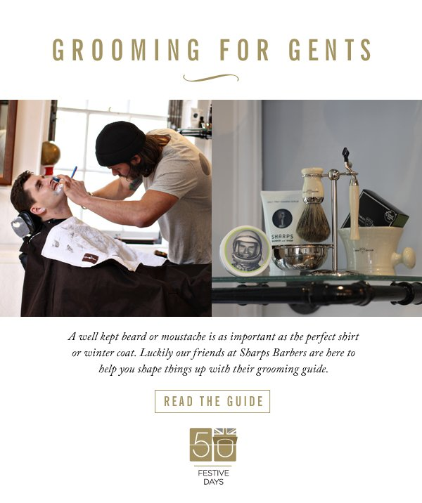 Grooming For Gents