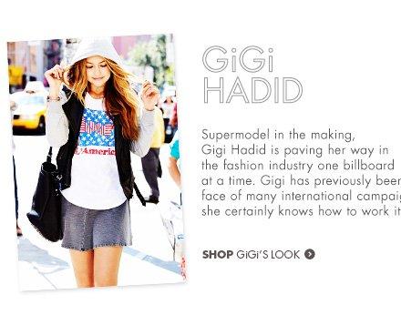 Shop Gigi's Look