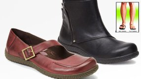 Orthaheel and Dr.Weil Footwear