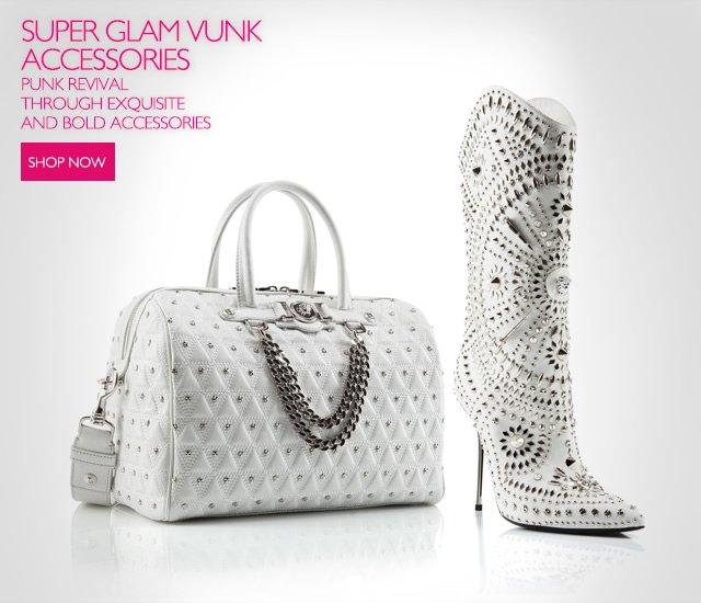 Versace Super Glam Vunk Accessories