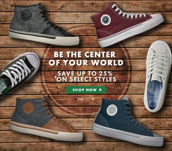 Up to 25% Off Center Hi and Center Lo