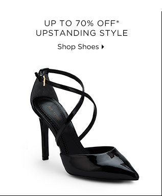 Up To 70% Off* Upstanding Style
