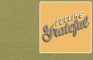 Men's Feeling Grateful Tee
