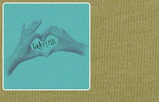 Women's Tee Grateful Heart Tee