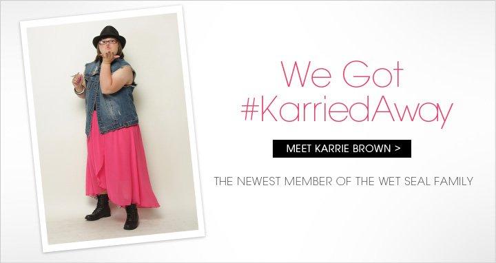 Meet Karrie Brown