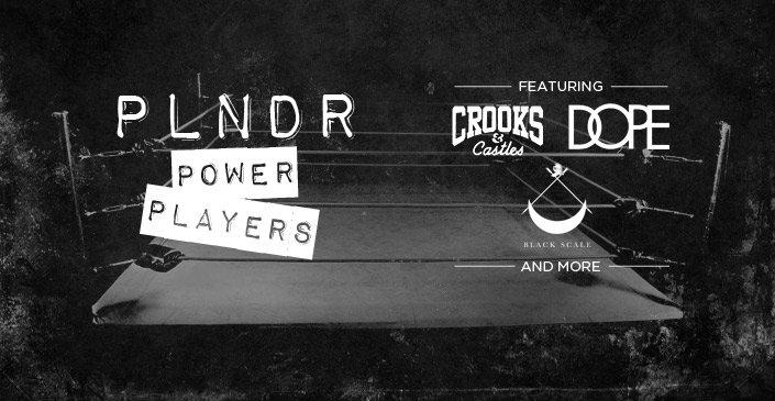 PLNDR Power Players