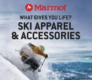 Marmot Ski Apparel & Accessories
