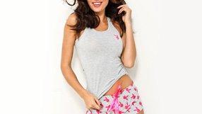 Flannel PJ Sets & Playboy Sleepwear