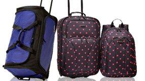 Weekend Getaway: Carry-on Luggage