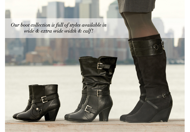 Love Your Boots Sale $39.99-$69.99*