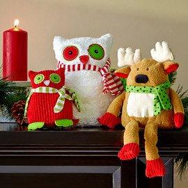 Santa's Favorites: Plush Toys