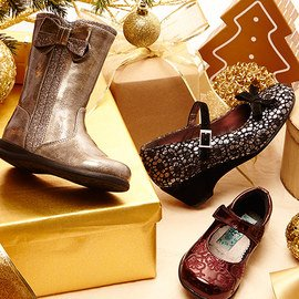 Holiday Ready: Kids' Shoes