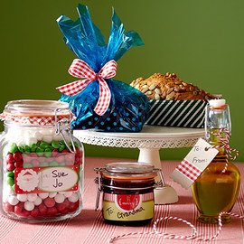 Home-Baked Gifts: Presentation