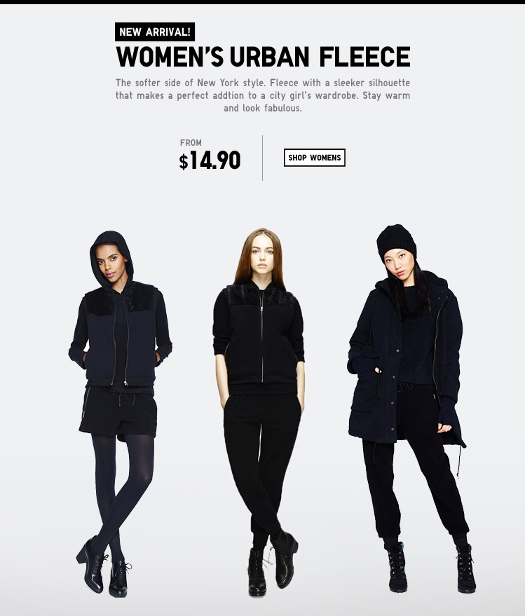 Urban Fleece