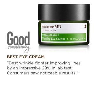 Hypoallergenic Firming Eye Cream